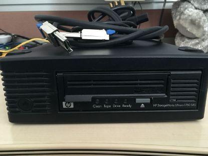 HPE StoreEver LTO-4 Ultrium 1760 SAS External Tape Drive (EH920B)