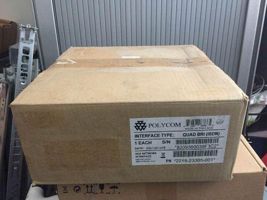 Polycom HDX 9000 QBRI Module
