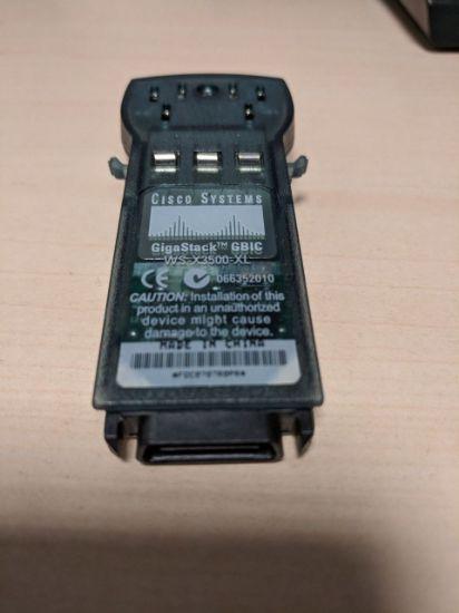 GigaStack GBIC WS-X3500-XL