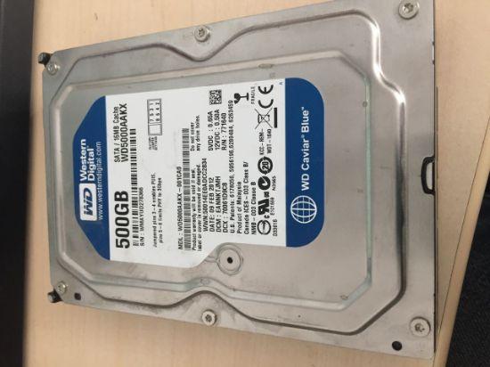 500GB SATA Internal Hard Drive