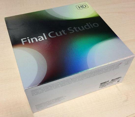 Apple Final Cut Studio 3 Boxed DVD Version: FCP, Motion, Colour, Soundtrack Pro