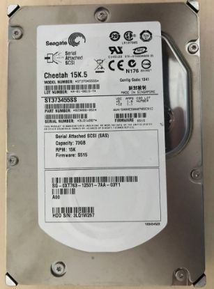 ST373455SS Cheetah 15K SAS HDD