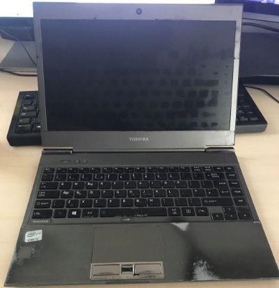 Toshiba Portege Windows 8 Pro 4GB SSD Laptop