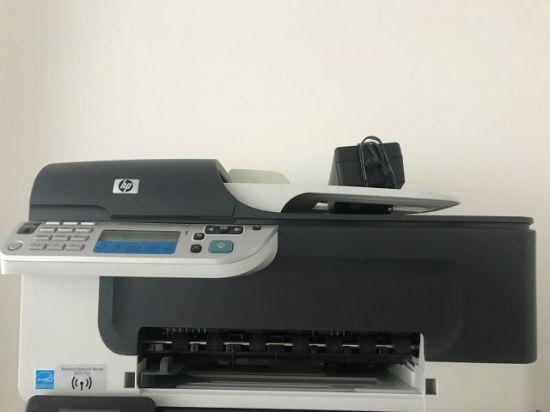 HP OfficeJet J4680 A4 Multifunction Printer