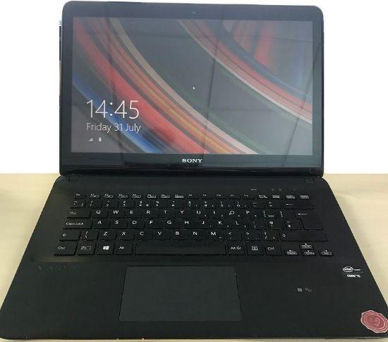 Sony Vaio 4GB RAM i5 1.8GHz CPU Touchscreen Laptop